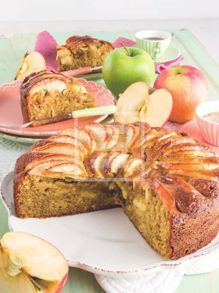 torta grano saraceno e mele