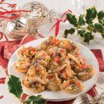 Ricetta dei Crostini con aringa e pane alle noci: un antipasto velocissimo