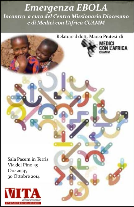 Il virus Ebola non è solo un problema dell'Africa