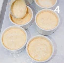 Sufflè di prosciutto cotto e parmigiano: ricetta per chef esperti