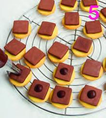 Biscotti doppi con crema al cioccolato: gli opposti si… mangiano!