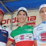Riccardo Donato conquista la maglia tricolore per la Work Service