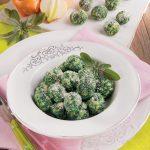 Malfatti (gnocchetti lombardi) agli spinaci e ricotta