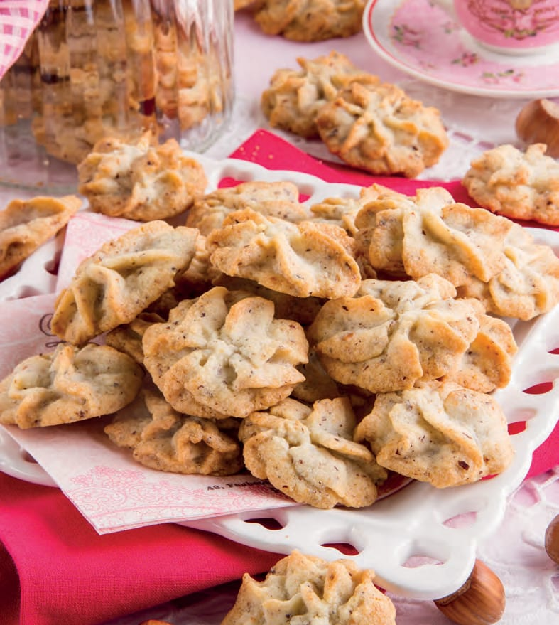 Biscotti alla nocciola: ricetta facile per frollini irresistibili
