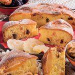 Torta Natalina con prugne, albicocchee fichi secchi