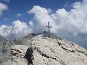 Tre vette sopra i 3mila metri in un'escursione: verso Monte Ambin