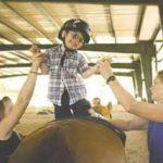 Ippoterapia: andare a cavallo può aiutare i bambini con disabilità