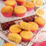 Tortine al limone: ottime come basi per cupcake!