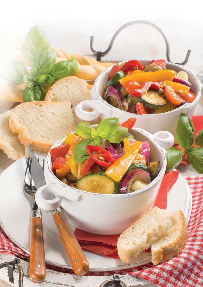 Caponata di verdure: ecco la ricetta per un risultato perfetto