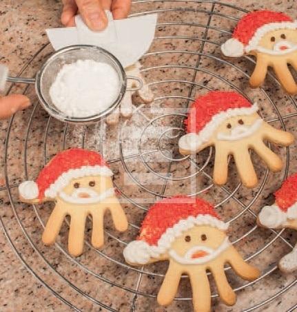 Dolcetti per natale: ecco i biscotti barbalunga