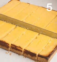 Trancetti di torta morbida al limone: un boccone di freschezza