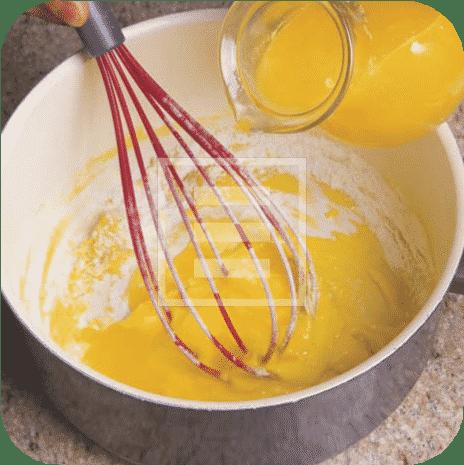 Crostata con crema all'arancia: la crostata più fresca!