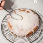 Torta al limone con glassa leggera: ricetta illustrata