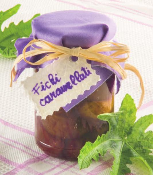 Ricetta dei fichi caramellati: la dolcezza in barattolo