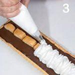 Crostata al cioccolato con liquore all'anice