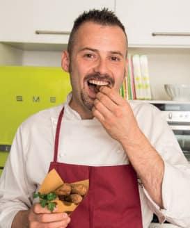 Polpette di lesso: un finger food di chef Pregl ricetta