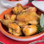 Pollo arrosto saporito: la ricetta che cercavi!