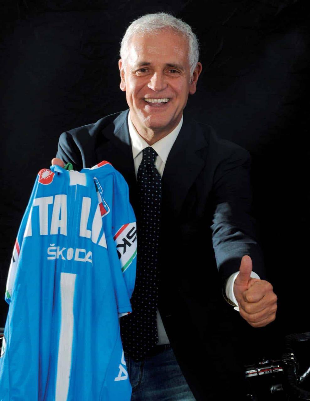 """Roberto Formigoni: """"Mai confondere ciclismo e politica"""""""