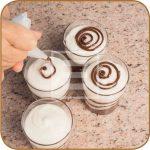 Crema fredda al cocco e torrone: un dessert al cucchiaio golosissimo
