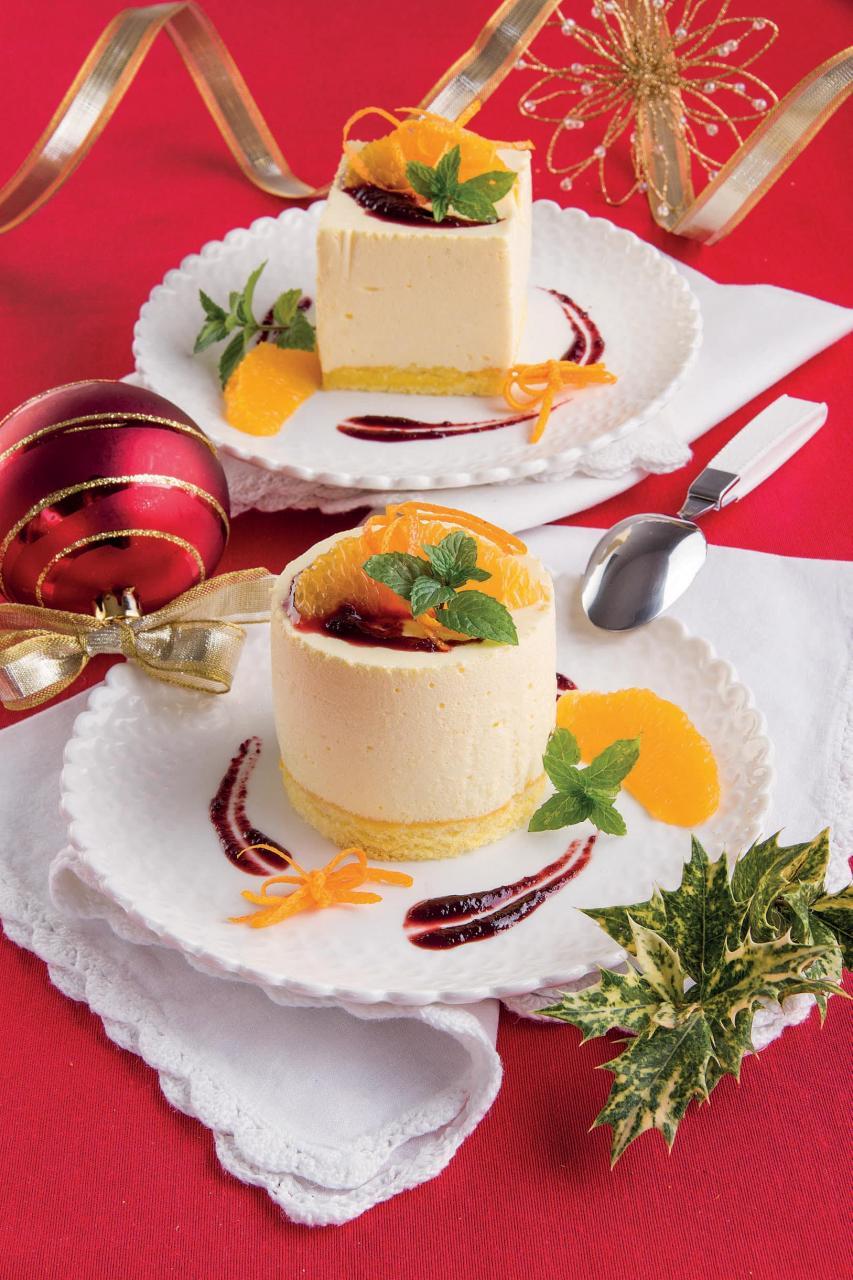 Semifreddo al Maraschino con gelatina di Amarascata