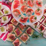 Fantasia di tartine: dal pecorino ai gamberetti, scegli la migliore