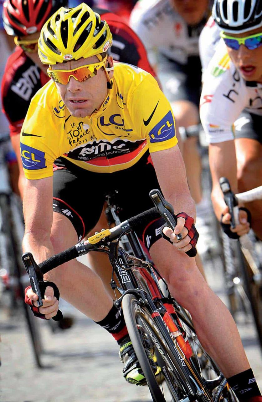 Andrea Morelli, allenatore di Cadel Evans, spiega il successo al Tour
