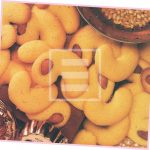 Ricetta dei Biscotti al sapore di mais con mandorle