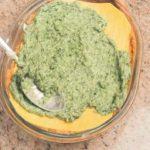 Lasagne vegetariane: pasta al forno con besciamella, spinaci e ricotta