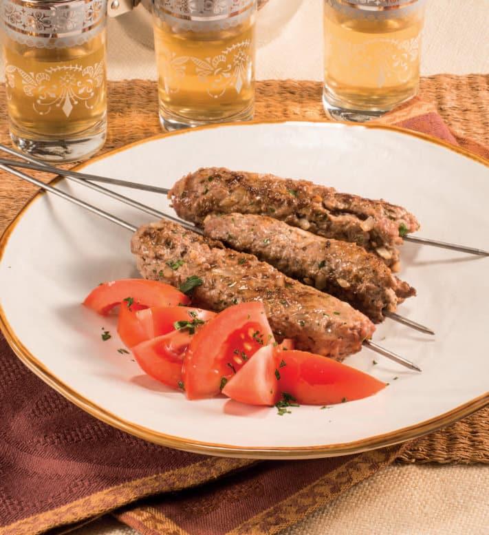 Kefta Kebab: ricetta degli spiedini di carne tipici dell'Egitto