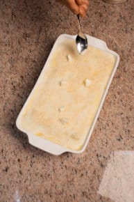 Cardi gratinati con besciamella e formaggio