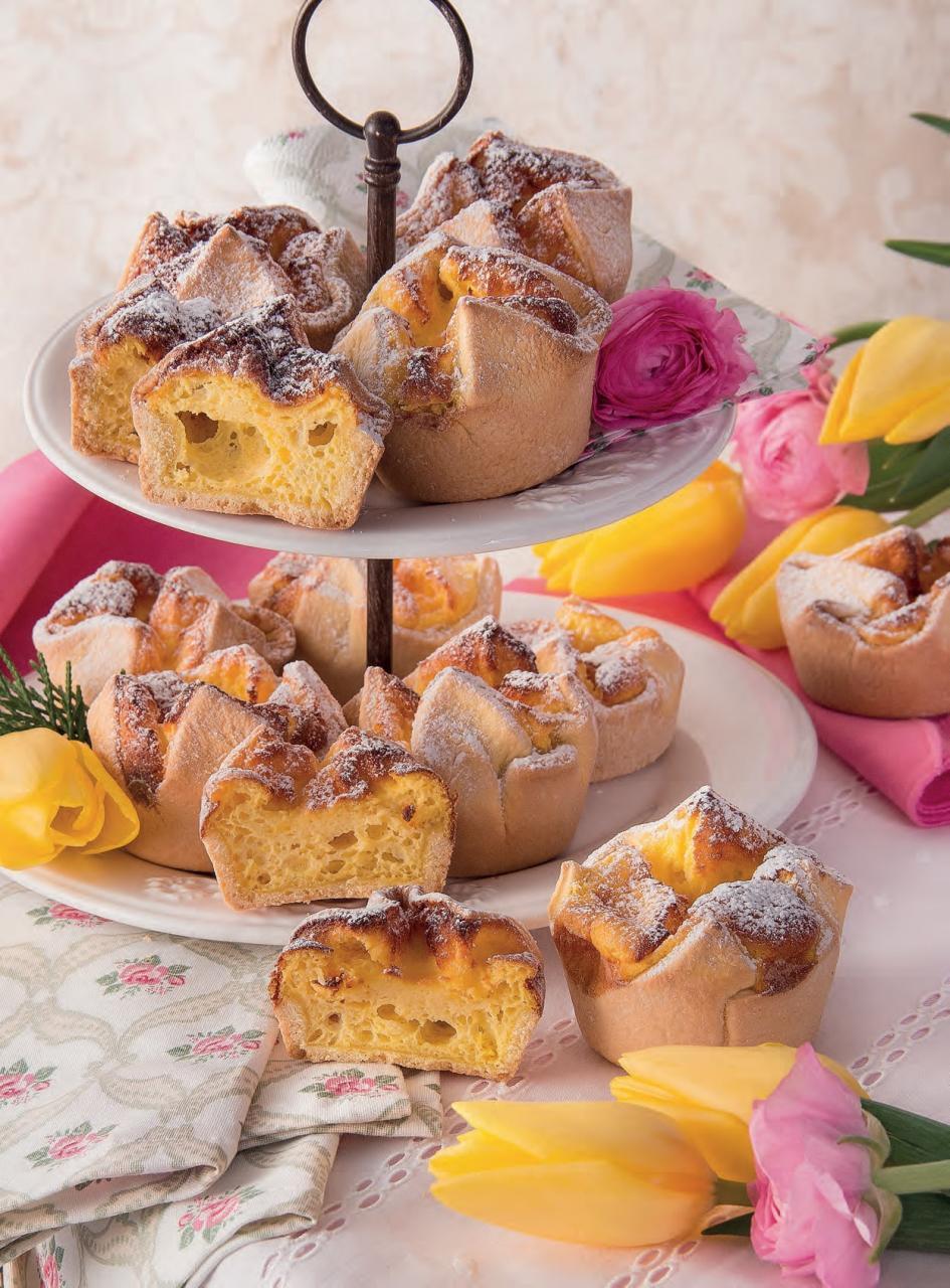 Soffioni abruzzesi: ricetta dei dolcetti a base di ricotta