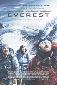 """La montagna com'è: perché vedere il film """"Everest"""""""