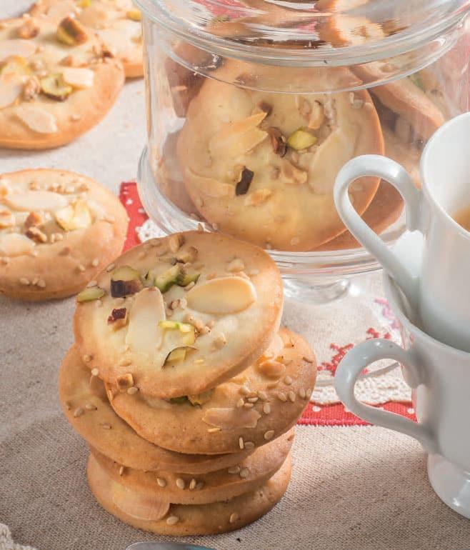 biscotti secchi alle mandorle