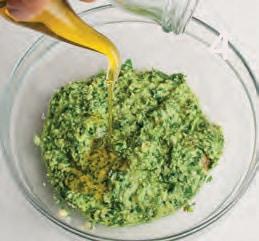 Lingua di manzo in salsa verde al prezzemolo