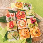 Tartine dolci e salate con il pancarrè: qualche idea per aperitivo