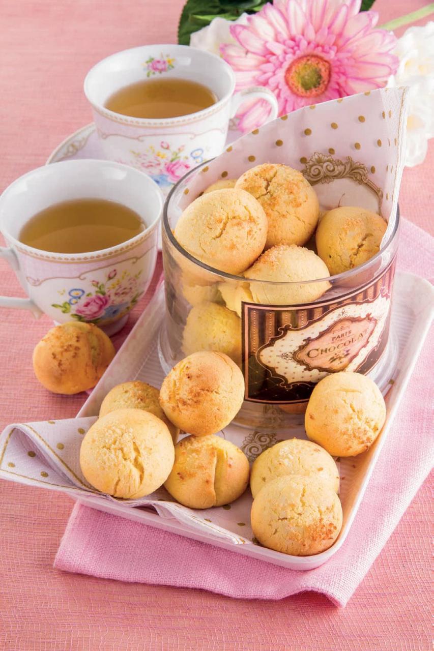 Biscottini morbidi di ricotta e farina di cocco: la ricetta
