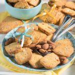 Biscotti semplici alle mandorle: idea semplice per la colazione
