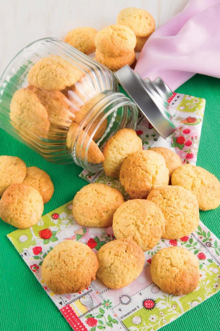 Biscotti al latte leggeri: ricetta pronta in pochi minuti
