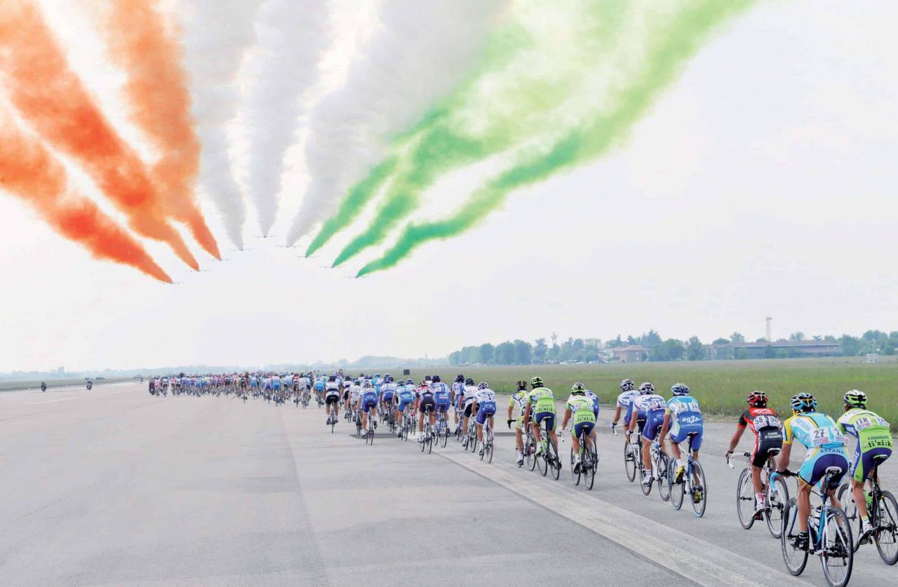 Un questionario dell'Associazione ciclisti per la sicurezza delle gare