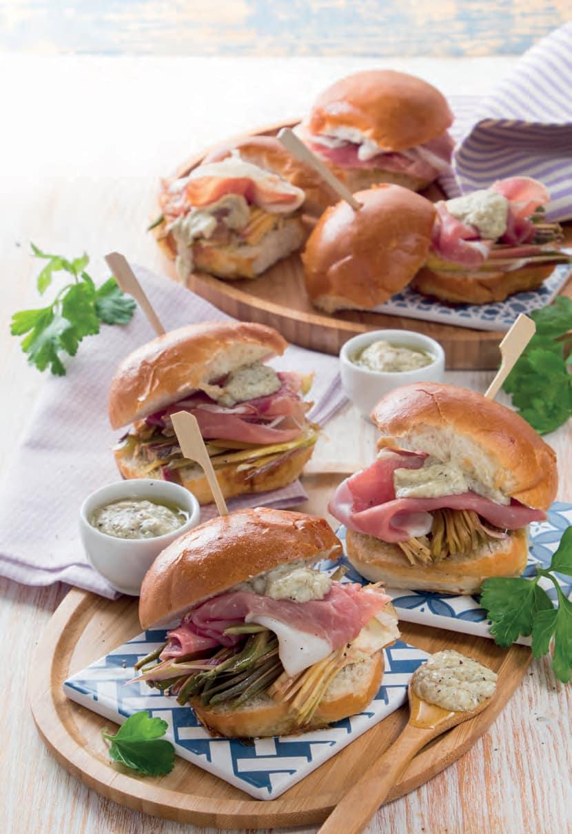 Editoriale: il menù della primavera, tra verdure e feste