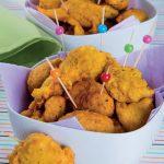 Frittelle con patate e curry per gli amanti della cucina orientale