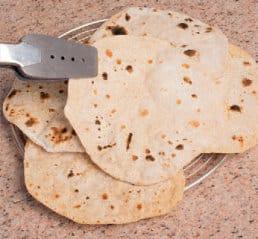 Chapati integrale: ecco la ricetta del tipico pane indiano