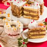 Torta autunnale: la torta magica d'Oriente