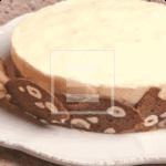 Doppia charlotte castagne e vaniglia, la regina dell'autunno