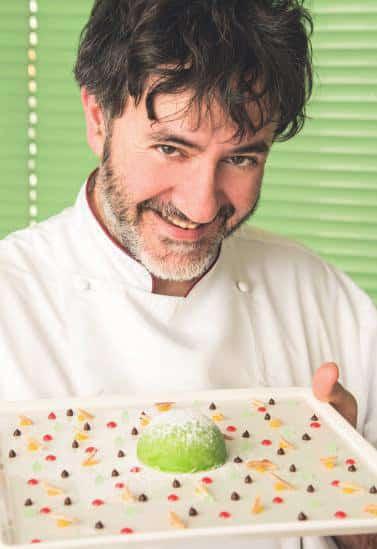 La cassata siciliana alla maniera di chef Rino