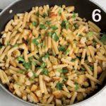 """Sedanini """"c'a muddica"""": un piatto di pasta semplice e croccante"""