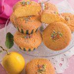 Basi per cupcake o Muffin al cocco: la ricetta senza glutine