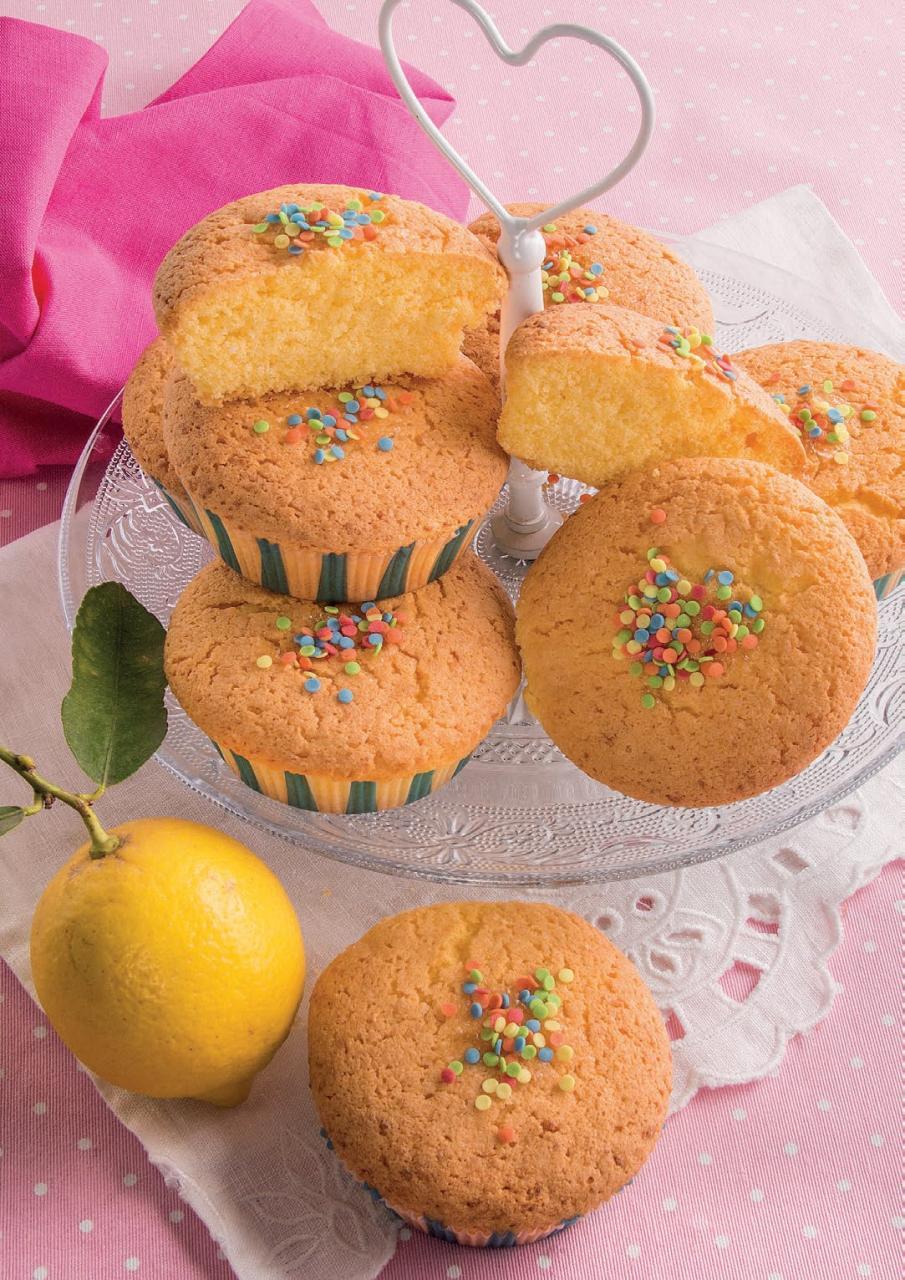 Muffin al cocco: la ricetta senza glutine