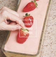 fraisier crema mousselin ricetta
