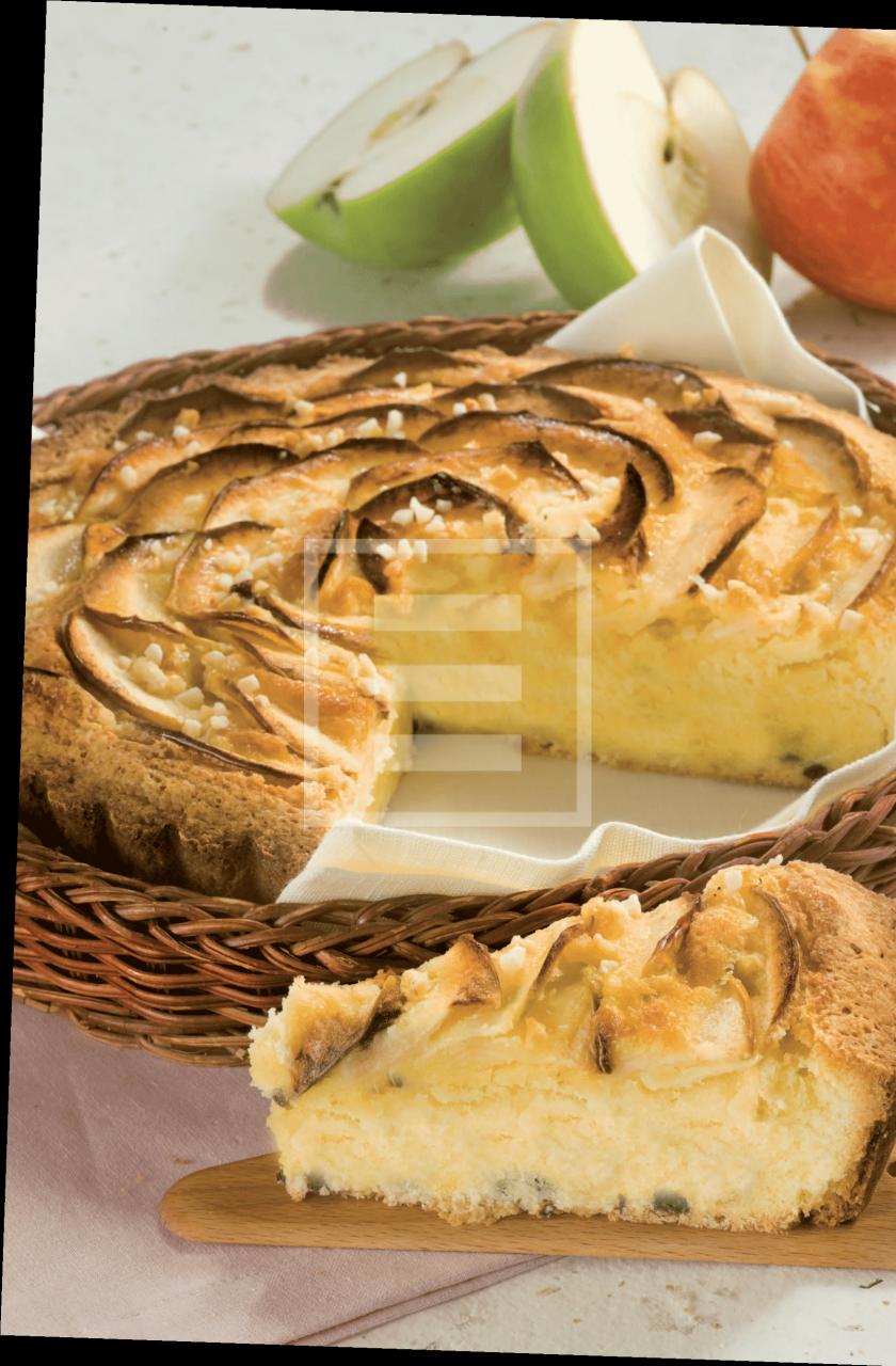 torta mele e cioccolato per celiaci